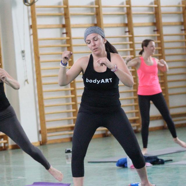 body & mind mozgások
